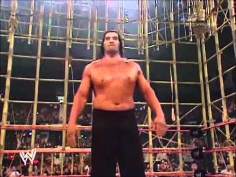 Batista vs The Great Khali No Mercy 2007 Punjabi Prison Match Part 1