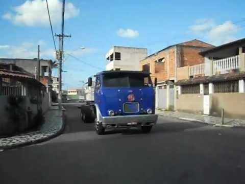 Caminhão FNM D 11000 Flogao Rotacapixaba ES