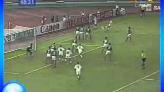 ملخص مباراة السعودية وايران 1996