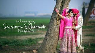 Shivsimran & Charanbir Gill | Sikh Wedding | 2015 | Mehar Photography
