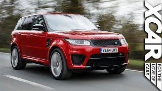 Range Rover Sport SVR : Spec Ops Performance -  XCAR