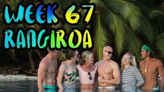 We Live on a Boat!! Our Airbnb Couples Getaway to French Polynesia!! /// WEEK 67 : Rangiroa
