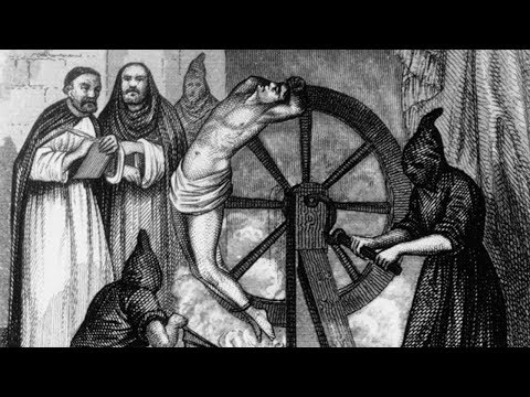 Most Gruesome Medieval Torture Devices