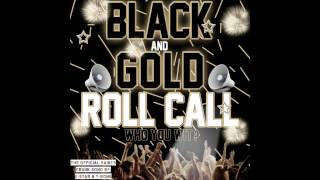 """FREE DOWNLOAD"" STAND UP & GET CRUNK REMIX BLACK AND GOLD ROLL CALL"