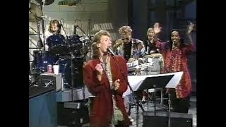 Steve Winwood on Late Night, August 13, 1986, Stereo