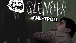 Slender Troll   ASUSTANDO A MI HAMIJO MIENTRAS DUERME