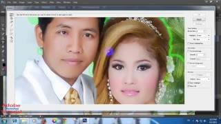 How to use Extract and background eraser tool  | Adobe Photoshop CS6 Tutorial#15