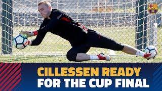 TOP SAVES | Cillessen shines ahead of Barça-Sevilla