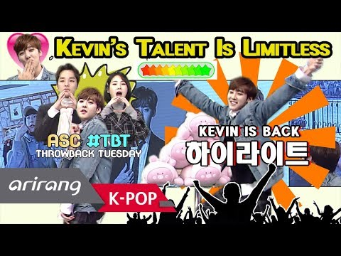 Xxx Mp4 ASC TBT Born To Be Idol Kevin Is Back 케빈 하이라이트 HOT 3gp Sex