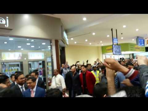 Anil Kapoor @Bahrain hidd Malabar Gold inauguration