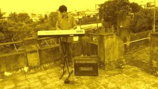 Sedin Dujone Dulechinu Bone Instrumental By Pramit Das Rabindra Sangeet KeyboardSynthesizer