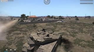 Arma 3 *NEW* M2A4 Slammer tank