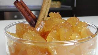 видео рецепт яблочного варенья
