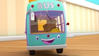 wheels on the bus | songs for kids | nursery rhyme lyrics | rhymes for children