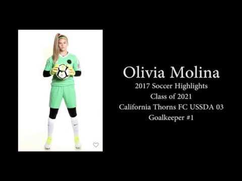 Xxx Mp4 Olivia Molina 2017 Soccer Highlights 3gp Sex