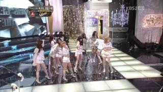 121224 KBS Entertainment Awards SNSD - The Boys