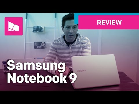 Samsung Notebook 9 15 review Possibly the best 15 inch ultrabook