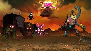 Gravity Falls - Shacktron vs Henchmaniacs