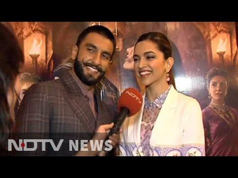 Deepika on her role in Bajirao Mastani