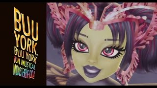 Hoy Me Robo el Show Video  Musical   Monster High