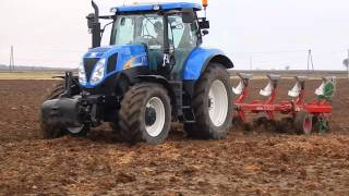 New Holland T6080 T5060
