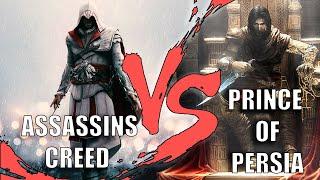 Assassin`s Creed VS Prince of Persia Rap   Thumper (con Cypher)