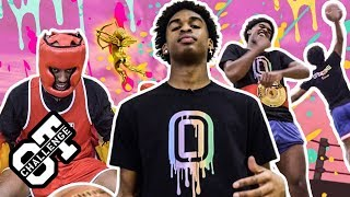 Josh Christopher Brings the DRIP To The Overtime Challenge! Calls Out HIS SON Shaqir O'Neal 😈