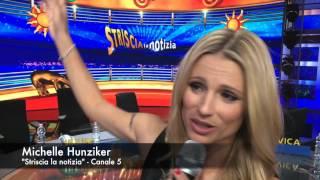 Michelle Hunziker:
