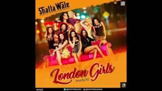 Shatta Wale - London Girls (Audio Slide)