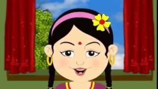 Bengali Modern Evergreen Childrens' Song | Na Dir Dir Da