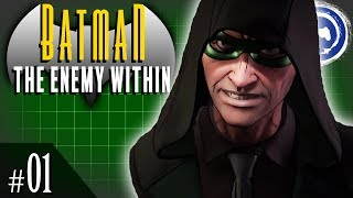 Batman: The Enemy Within | Part 1 | TFS Plays