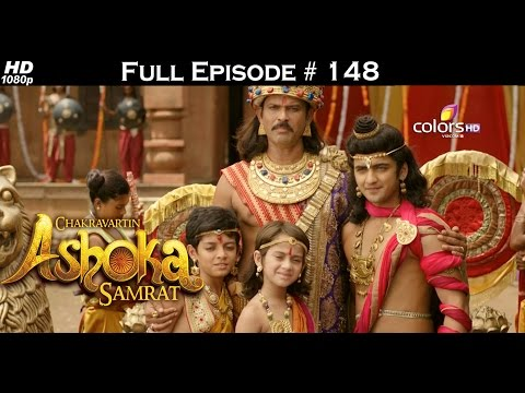Chakravartin Ashoka Samrat - 25th August 2015 - चक्रवतीन अशोक सम्राट - Full Episode (HD)