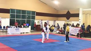 Taekwondo SUKIPT 2018