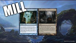 Magicshibbys Deckbauecke E12 - Mill Karten [Deutsch]