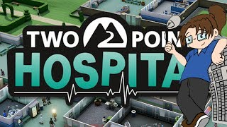 50 SHADES OF GREYSCALE   Let's Play: Two Point Hospital!   Part 4
