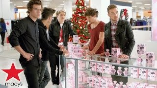 One direction macy