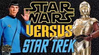 Star Wars VS Star Trek - Star Geek
