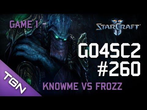 Xxx Mp4 ★ StarCraft 2 KnowMe Vs Frozz Game 1 Go4SC2 260 3gp Sex