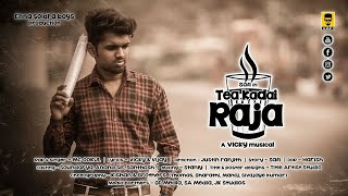 TEA KADAI RAJA | Tamil Album Song | 4K | SAFI | VICKY