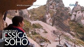 Kapuso Mo, Jessica Soho: 28, 29, Turkey!