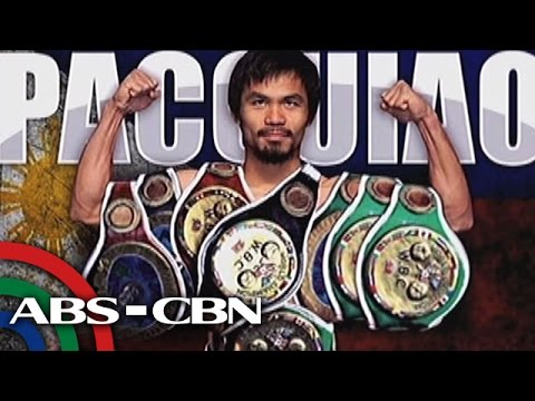 Sports U: Manny Pacquiao's passion for boxing