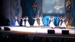 Dance No.2 (Group-Imperia,Pensa) - Holi Mela & 4 th All Russia Indian Dance Competition 2010, Moscow