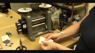 Great Impressions with a Rolling Mill.wmv