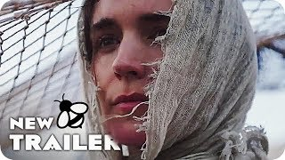 Mary Magdalene Trailer (2018) Rooney Mara Jesus Movie