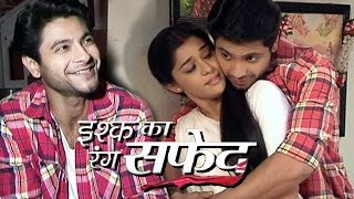 Viplav & Dhaani's HOT ROMANCE   Ishq Ka Rang Safed   24th February 2016 Episode