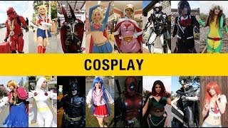 Cosplay | Pharrell Williams - Happy Parody