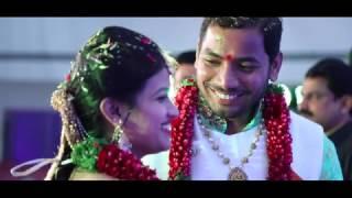 Samatha + VivekVardhan engagement promo