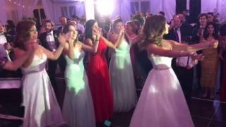 Armenian Wedding Entrance Dance - Dhol Zourna