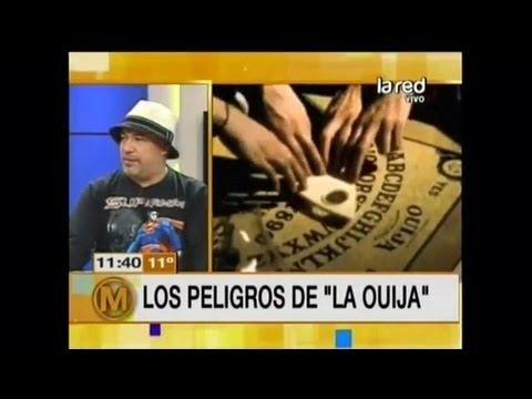 SALFATE Los Peligros de la Ouija