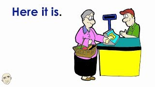 People At Work | Excuse Me | Asking For Help | |Easy English Conversation Practice | ESL